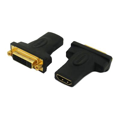日本 中古 変換名人 HDMIB-DVIBG 変換プラグ →DVI HDMI メス
