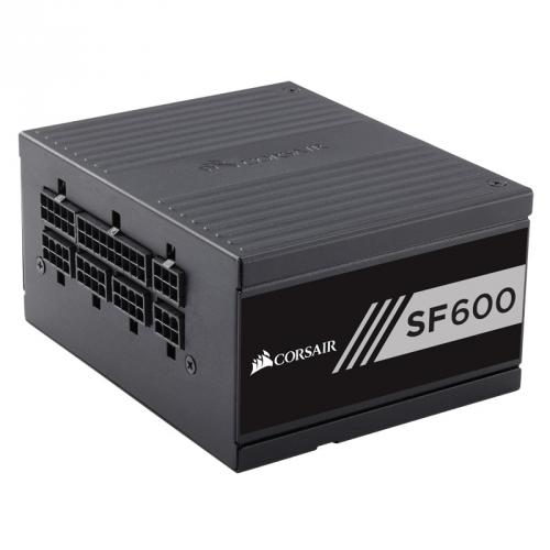 Corsair SF600 CP-9020105-JP SF Series 80PLUS GOLD認証取得 600WPC電源SFX対応