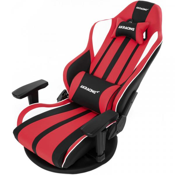 【Gaming Goods】AKRacing 極坐 V2 Gaming Floor Chair(Red) GYOKUZA/V2-RED レッド 座椅子タイプモデルのアップデート版, 田野町:1bba1138 --- 1stsegway.jp