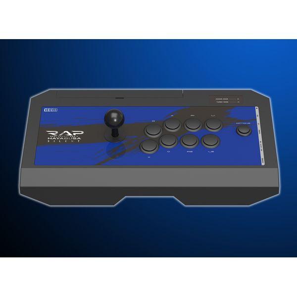HORI PS4-090 リアルアーケードPro.V サイレントHAYABUSA(2017年モデル) for PlayStation4/PlayStation3/PC