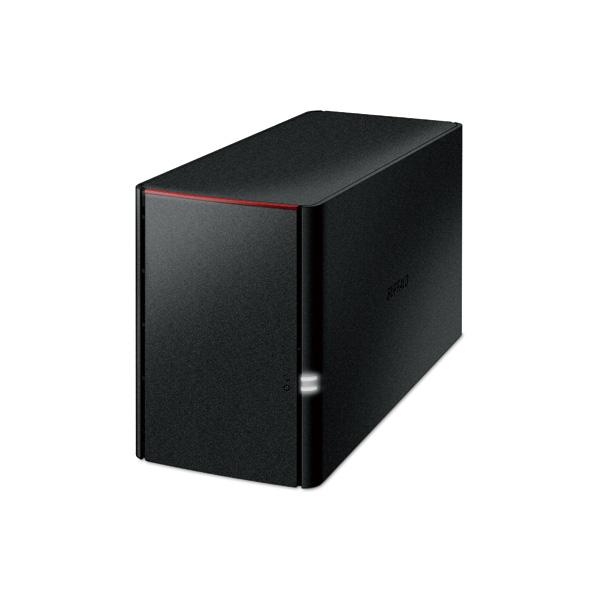 バッファロー LS220D0802G リンクステーション ネットワーク対応HDD NAS 8TB(4TB×2)