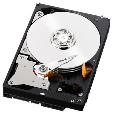 Western Digital WD60EFAX-RT [6TB/3.5インチ/5400rpm/SATA ] 内蔵ハードディスク WD Red/256MBキャッシュ搭載