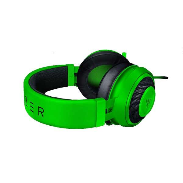 新製品【Gaming Goods】Razer Kraken Green RZ04-02830200-R3M1 ゲーミングヘッドセット Kraken Pro V2後継モデル