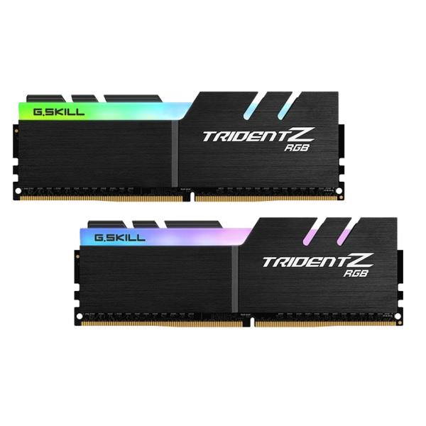 G.SKILL F4-3200C16D-32GTZR [DDR4-3200/16GB x2枚] デスクトップ用メモリ Trident Z RGB シリーズ