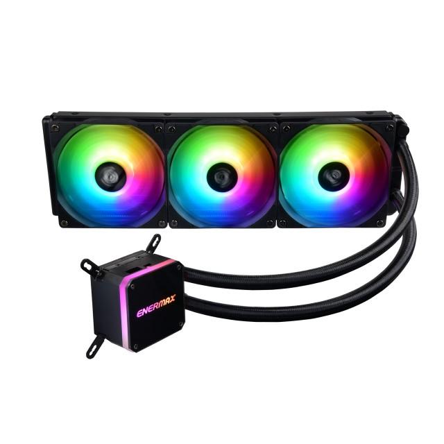 限定モデル 大幅にプライスダウン ENERMAX ELC-LMT360-ARGB オールインワン水冷CPUクーラー LED採用 アドレッサブルRGB