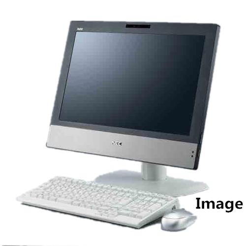 中古パソコン【Windows 10】NEC 一体型PC MGシリーズ Core i5 第4世代 4570s 2.9G/メモリ4GB/250GB/DVD-ROM/無線有/20インチワイド