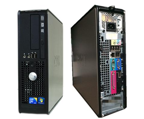 中古パソコン【Windows 7 Pro 64bitリカバリ】【office 2013】爆速CPU/美品/DELL 人気モデルOptiplex 780 Core2Duo E7500 2.93G/高速メモリ4GB/大容量160GB/DVD-ROM