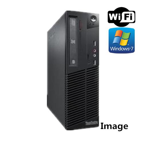 中古パソコン ポイント10倍 デスクトップ Windows10【Office2013付】【Windows 10 Pro 64Bit搭載】LENOVO M72e Core i5 第三世代3470 3.2G/4G/250GB/DVD-ROM/送料無料【オプション色々有】