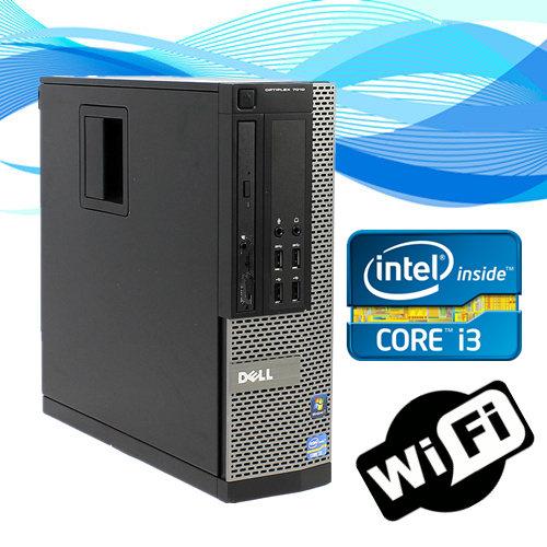中古パソコン デスクトップ Windows 7【新品SSD搭載】【Office付】【無線WIFI有】【Windows 7 64Bit搭載】DELL Optiplex 790 Core i3 2100 3.1G/メモリ4G/新品SSD 120GB/DVD