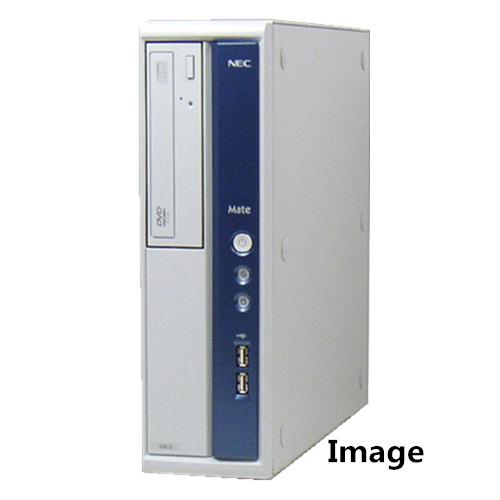 中古パソコン Windows7 無線付属【Windows 7 Pro搭載】NEC MB-E Core i3 第二世代2120 3.3G/メモリ4GB/250GB/DVDスーパーマルチドライブ