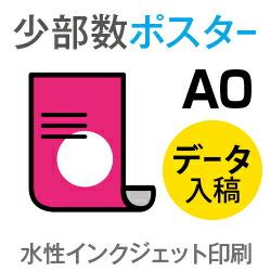 6枚?【ポスター/インクジェット印刷】 A0サイズ/光沢フォト紙/納期1日/出力のみ