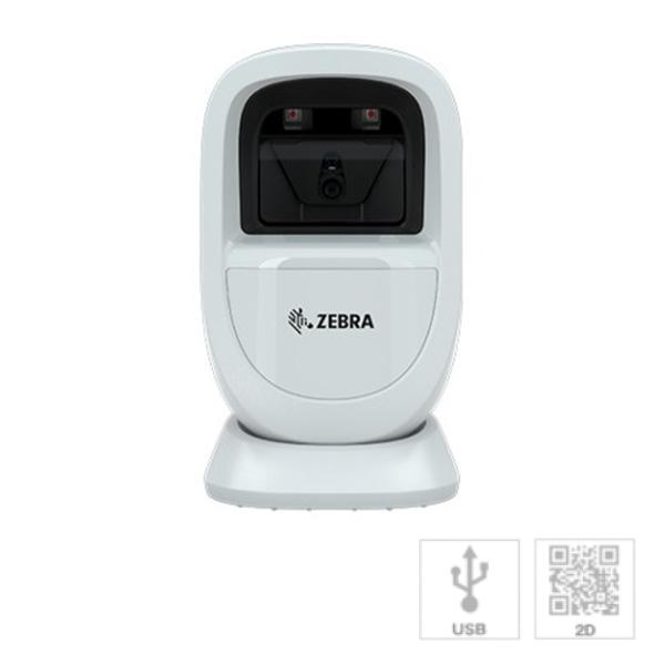 DS9208の後継モデル ほとんどすべてのバーコードをスキャニング どんな媒体でも 値引き 商品追加値下げ在庫復活 ZEBRA 二次元対応 USB プレゼンテーションスキャナ 白 DS9308SR-USBR
