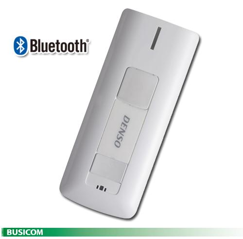 【DENSO】Bluetooth1次元バーコードスキャナー《乾電池式》 PCスマホタブレットに SE1-BB【代引手数料無料】♪