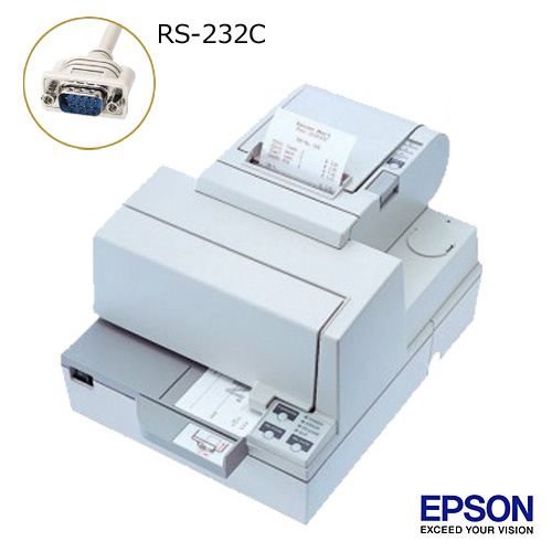 EPSON レシート/スリッププリンタ (RS-232Cタイプ) TM-H5000ii【代引手数料無料】♪