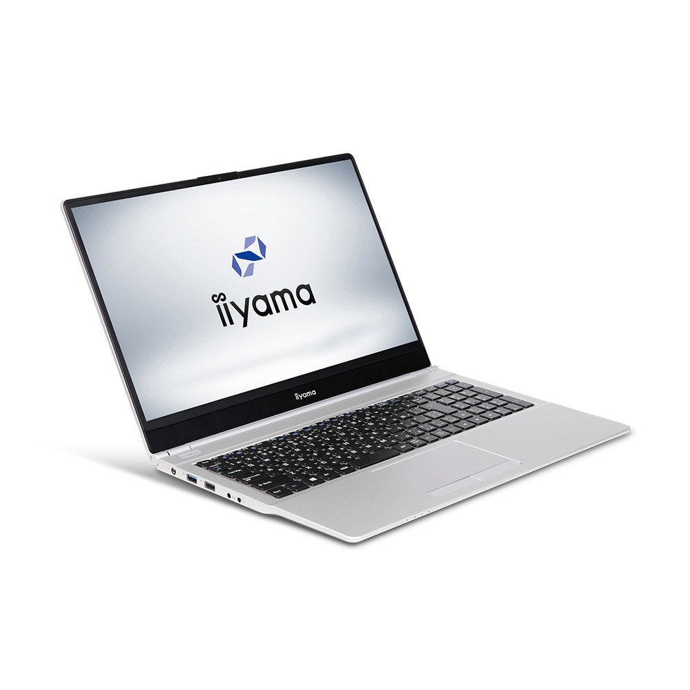 新製品 iiyama STYLE∞ ノートPC STYLE-15FH059-i5-UHSXM [Windows 10 Home/Corei5-8265U/8GB メモリ/250GB M.2 SSD]
