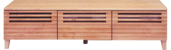 TVボード テレビボード 150 引出し3タイプ 大川家具 以下 木の質感を引き出すオイルフィニッシュ 通販 送料無料