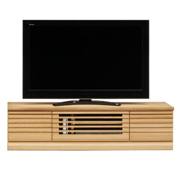 テレビ台 TV台 テレビボード 幅150cm ローボード ナチュラル ダークブラウン 選べる2色 引き出し レール付き スライドレール 奥行45cm 高さ38cm 収納力 木製 おしゃれ 北欧 モダン シンプル 完成品 通販 送料無料