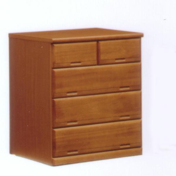 押入れタンス 押入れ収納 クローゼット タンス チェスト 幅75cm 4段 木製 完成品 送料無料