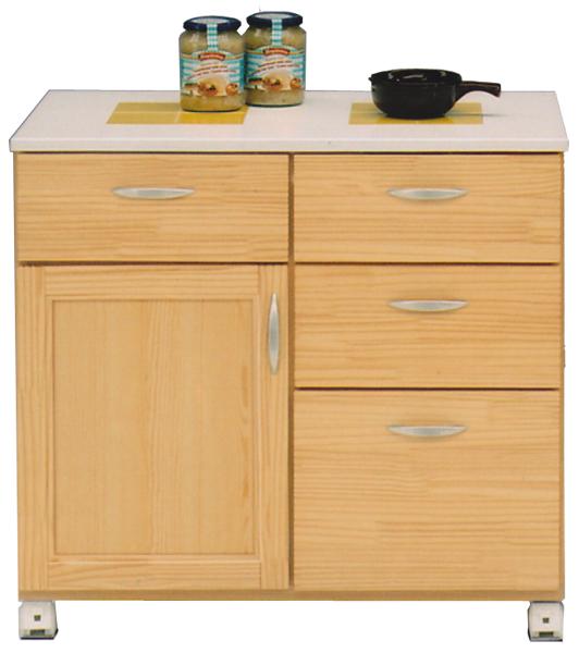 キッチンカウンター ワイド80cm 食器収納 送料無料