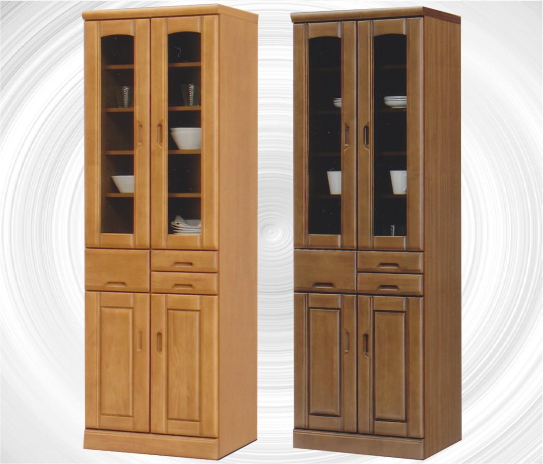 食器棚 キッチンボード 60 ダイニングボード キッチン収納 ハイタイプ 家具通販 通販 送料無料