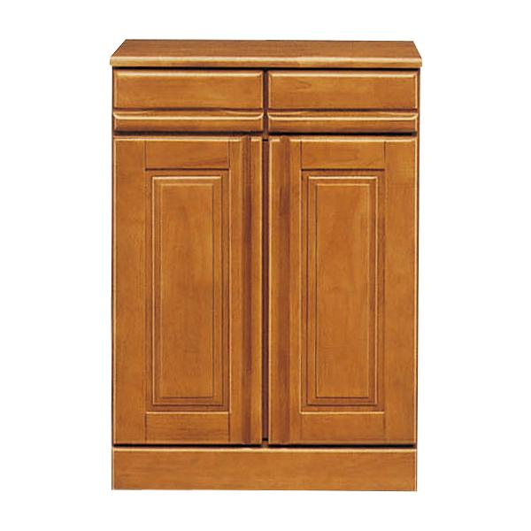 キッチン収納 キッチンカウンター キッチンボード レンジ台 レンジボード 木製 北欧 モダン シンプル ナチュラル 幅60cm 高さ85cm 国産 日本製 完成品 送料無料