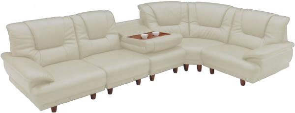コーナーソファ ソファセット ダークブラウン アイボリー グリーンの3色対応 ソファーセット コーナーソファー 送料無料
