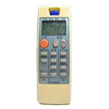 商品出品時と発送当日の2回 商品の動作確認をしています 中古 エアコンリモコン 三菱電機 卓越 予約 NA057