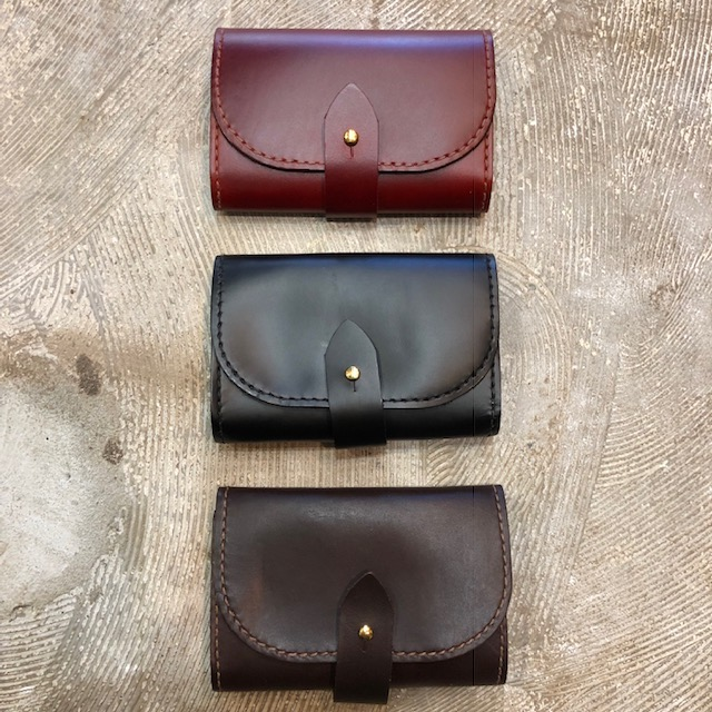 OROX LEATHER Co. オロックス  AKITA WALLET 財布