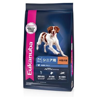 【ユカヌバ】 ミディアム シニア 13.5kg