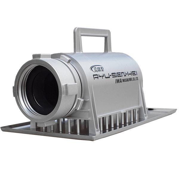 【送料無料】低水位ストレーナー 流線型 PAT. タイプ:消防ネジメス型 サイズ:75 型番:16RS02XX(消防/操法/消防団) SH