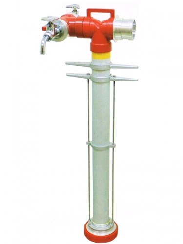 【送料無料】災害時給水可能型スタンドパイプ オアシス BENRI PAT. 29BNRH65A(消防/操法/消防団) SH