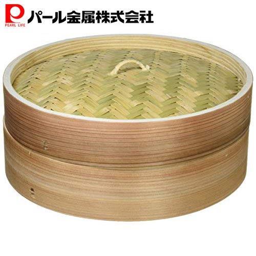 中華 せいろ 27cm 奉呈 安心の定価販売 蒸し器 和の里 パール金属 H-5716