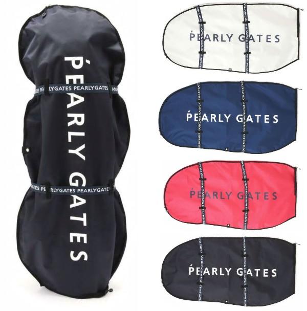 【NEW】PEARLY GATES パーリーゲイツNEW BASIC ITEMS DEBUT!定番系トラベルカバー 053-0984204/20AF