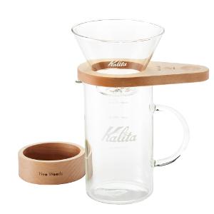 Kalita (カリタ) WDG-185 しずく型セット(44316)