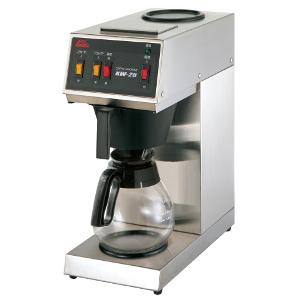 Kalita(カリタ) 業務用コーヒーマシン KW-25 (62051)[プラスチックファンネル♯15 1.8Lデカンタ