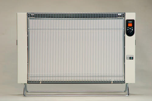 【本物研究所】 【送料無料】 サンラメラ 1201型 ホワイト [600w/1200w] [6~14畳用です!]