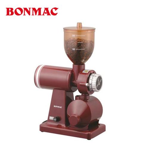 【予約受付中!】BONMAC (ボンマック) コーヒーミル レッド BM-250N 【送料無料】