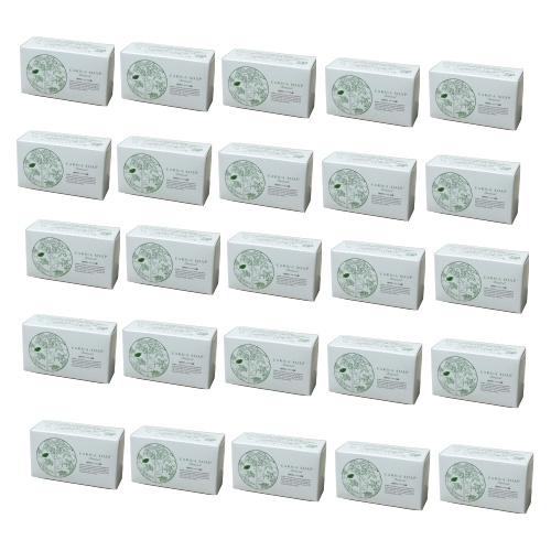 植物性カリカ石鹸 100g ケース(50個入) 【本物研究所】 【送料無料】