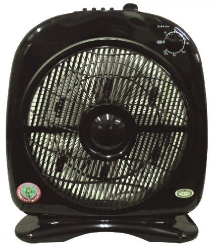 新林の滝(黒)タイマー付き [空気循環器] 【本物研究所】 【送料無料】