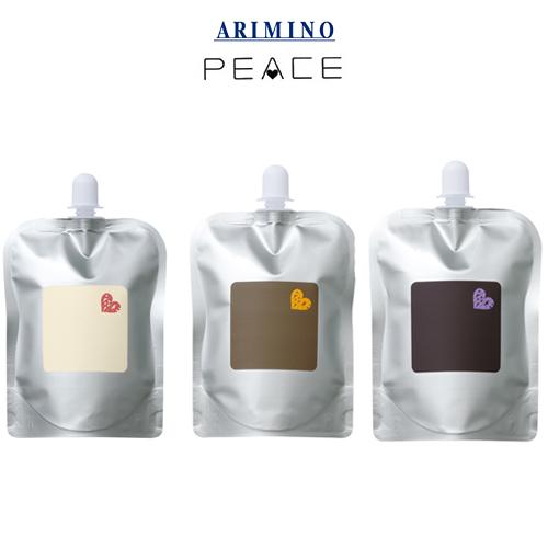 アリミノ ピース 400ml詰替え用×選べる2コセット ホイップ 値引き 激安セール