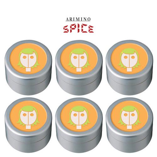 アリミノ スパイスクリーム ソフトワックス 100g 【6個セット】 【送料無料】