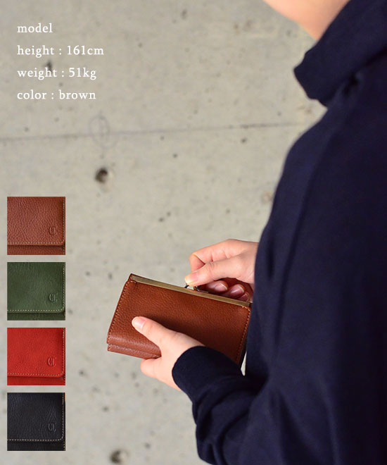 CLEDRAN クレドランPESE PURSE WALLET(全4色)【クーポン対象外】【送料無料】【あす楽対応】CL-1539