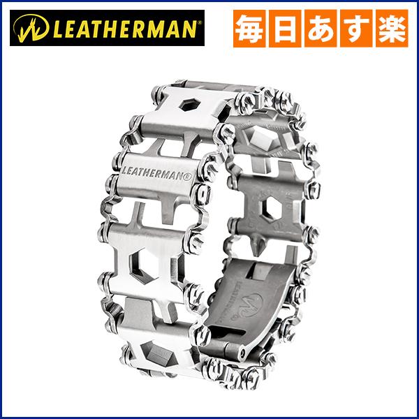 レザーマン Leatherman TREAD トレッド マルチプライヤー ブレスレット 831998 ステンレス STAINLESS アウトドア 携帯工具 [4,999円以上送料無料]