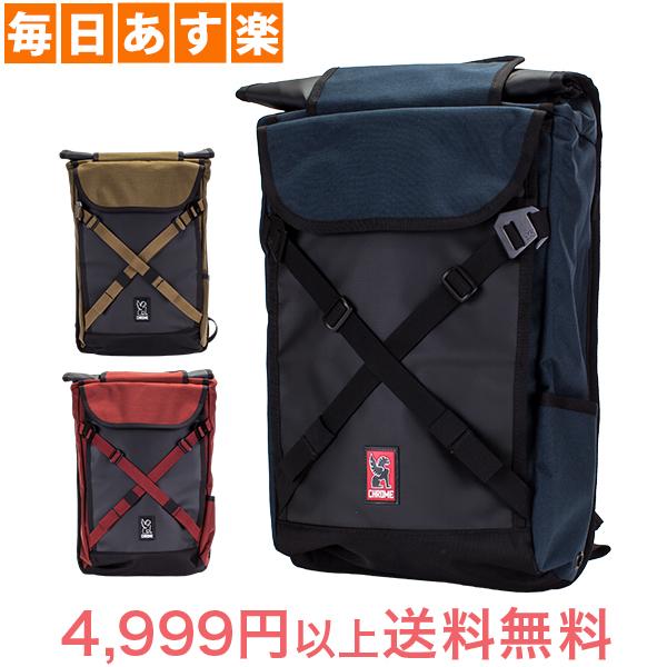 クローム Chrome バックパック 25L ブラーボ 2.0 BG-190 Backpacks Bravo 2.0 リュック ロールトップ メンズ [4,999円以上送料無料]