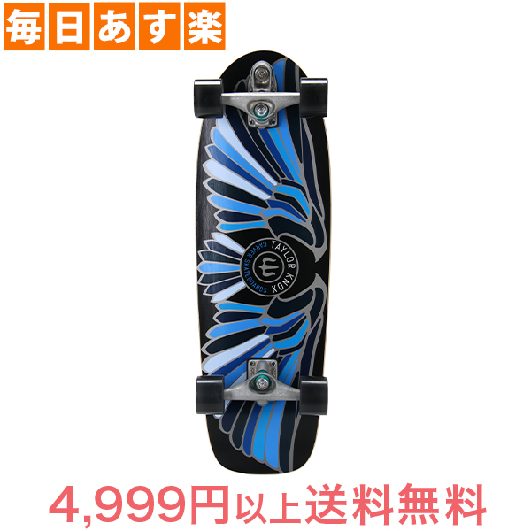 Carver Skateboards カーバースケートボード C7 Complete 31.25 Fort Knox Blue フォートノックスブルー [4999円以上送料無料]