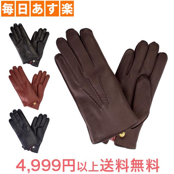 デンツ Dents 手袋 メンズ Lumley レザーグローブ シープスキン 上質 革 レザー 羊革 ヘアシープ グローブGloves (M) 15-1590 [4,999円以上送料無料]
