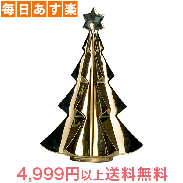 バカラ Baccarat クリスマスオーナメント ノエル メリベル ツリー ゴールド 置物 インテリア 2811845 Noel Tree [4,999円以上送料無料]