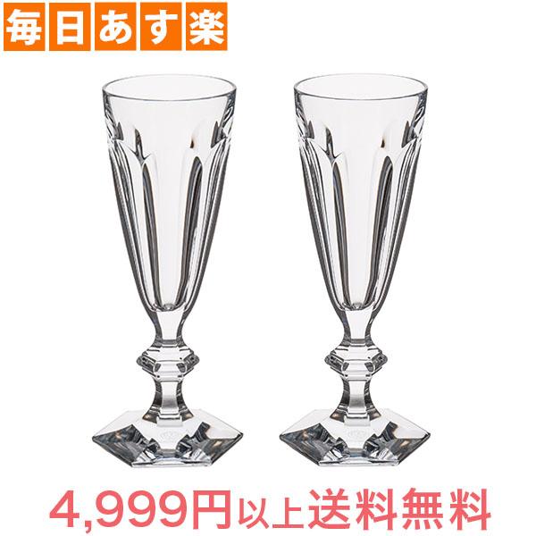 バカラ Baccarat シャンパンフルート ペア アルクール シャンパングラス クリスタル 2811799 Harcourt Champagne Flute グラス ワイングラス プレゼント [4,999円以上送料無料]