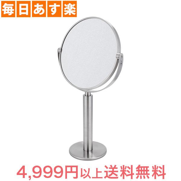 ザック ZACK スタンディングミラー FELICE 40114 Kosmetikspiegel Stainless 化粧鏡 ミラー 鏡 インテリア ステンレス [4999円以上送料無料]