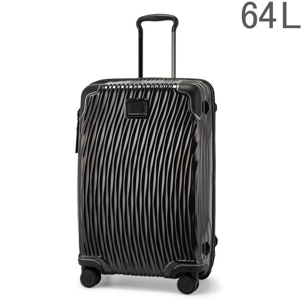 【GWもあす楽】 最大1000円OFFクーポン トゥミ TUMI スーツケース 64L ラティチュード ショートトリップパッキング 0287664D/98561-1041 ブラック LATITUDE Short Trip Black 4輪